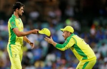 India Vs Australia: Skipper Aaron Finch Throws Weight Behind Struggling Mitchell Starc