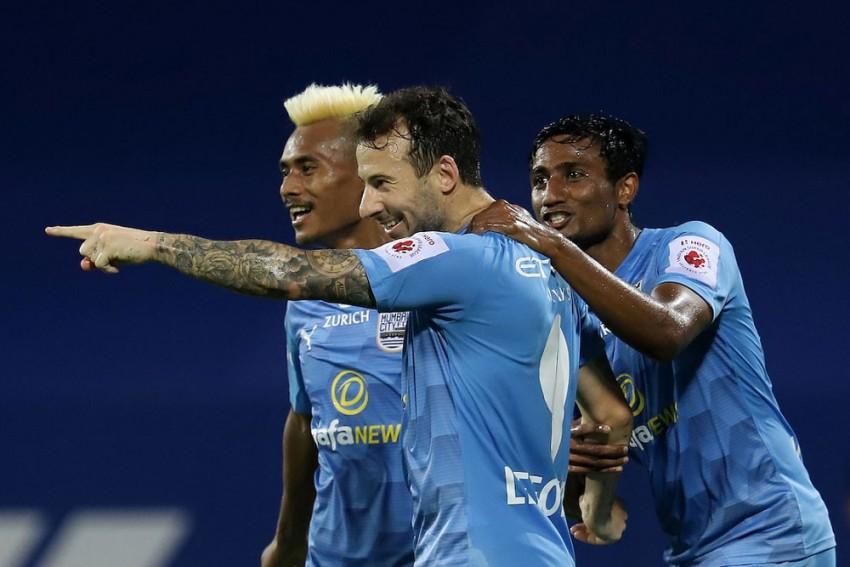 ISL 2020-21, Match 13 Report: Mumbai City Sweep Aside SC East Bengal, Take Top Spot