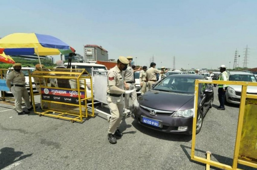 Traffic Woes Continue Amid Farmers' Protest