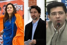 Internal Matter: Shiv Sena, Unsolicited And Unwelcome, Says AAP On Trudeau's Remarks