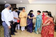 Actor Urmila Matondkar Joins Shiv Sena