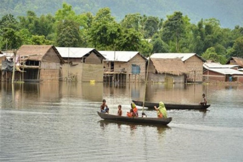 Brahmaputra Basin Could See More Frequent Floods Than Estimated: Study