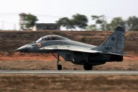 MiG-29K Crash: Missing Pilot Ejected Before Crash, Navy Continues Search