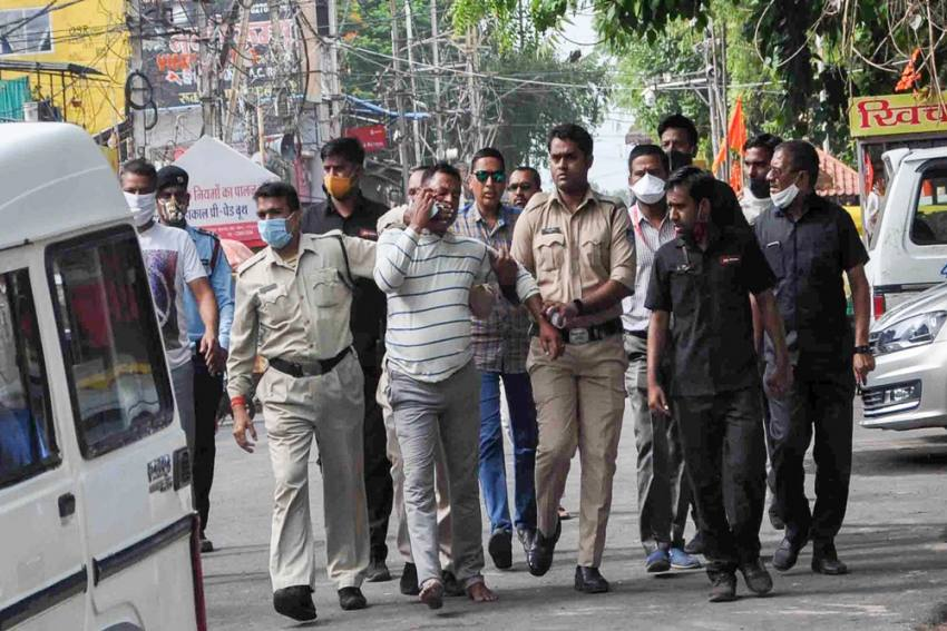 Vikas Dubey Case: SIT Recommends ED Probe Into Rs 150 Crore Property Of Gangster, Action Against 90 Officials