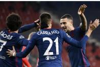 Salzburg 0-2 Atletico Madrid: Diego Simeone's Side Secure Champions League Last-16 Spot