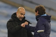 Manchester City 3-0 Marseille: Torres, Aguero And Sterling Down Villas-Boas' men In Champions League
