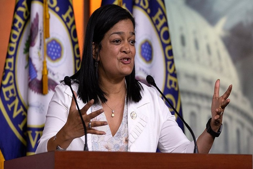 Indian-American Pramila Jayapal Elected As Chair Of Powerful Congressional Caucus