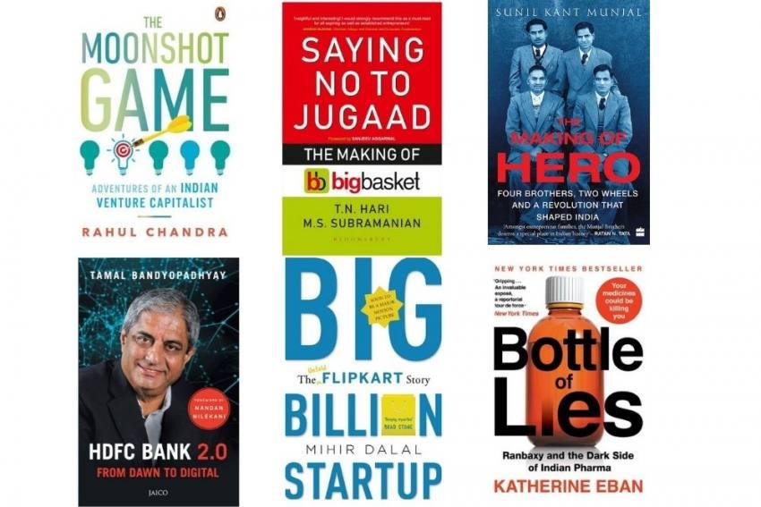 Gaja Business Book Prize 2020: Six Titles Celebrating Entrepreneurial Spirit Shortlisted
