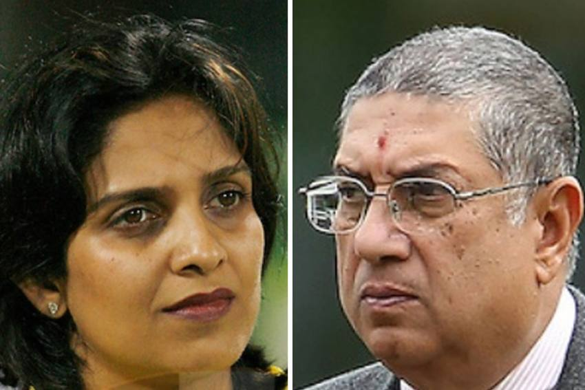 N. Srinivasan's Daughter Rupa Gurunath Gets BCCI Notice For Conflict Of Interest In Cricket