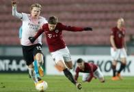 Sparta Prague 0-1 Milan: Jens Petter Hauge Strike Seals Top Spot In Europa League Group H