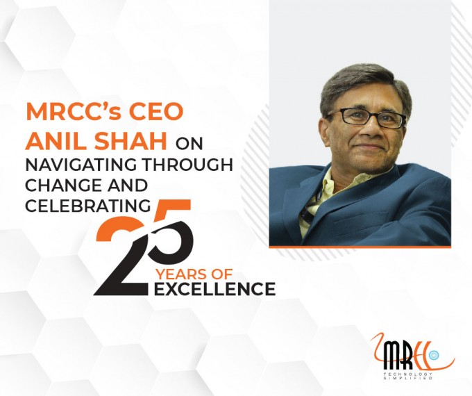 MRCC recognized among the top 25 businesses that emerged as frontrunners in the last 25 years