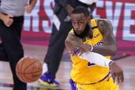 NBA: LeBron James, Anthony Davis To Miss Lakers' Preseason Opener Against Clippers