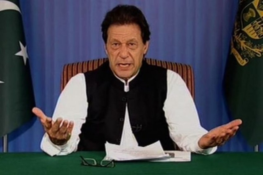 Pak PM Imran Khan Asks Oppn To Postpone Protest Rally In View Of Covid Outbreak