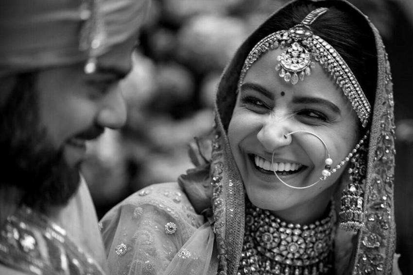 Anushka Sharma Wishes Husband Virat Kohli On Third Wedding Anniversary
