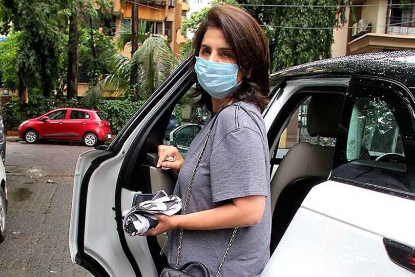 Neetu Kapoor Tests Negative For Covid, In Quarantine