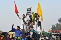 Farmers Picket Toll Plazas In Haryana As Protest Intensifies