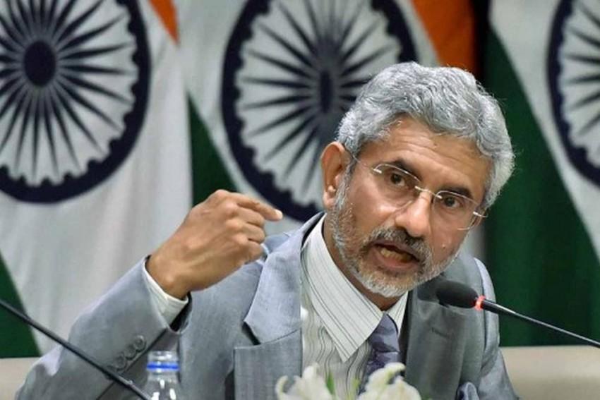 Border Standoff Not In China's Interest: External Affairs Minister S Jaishankar