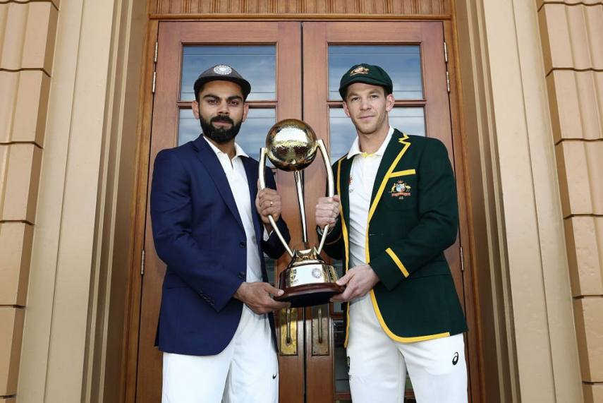 Live Streaming India Vs Australia Pink Ball Test Adelaide Where To See Live Cricket Action