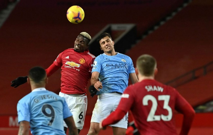 Manchester United 0-0 Manchester City: Sluggish City Unable To Pile On The Misery For Ole Gunnar Solskjaer