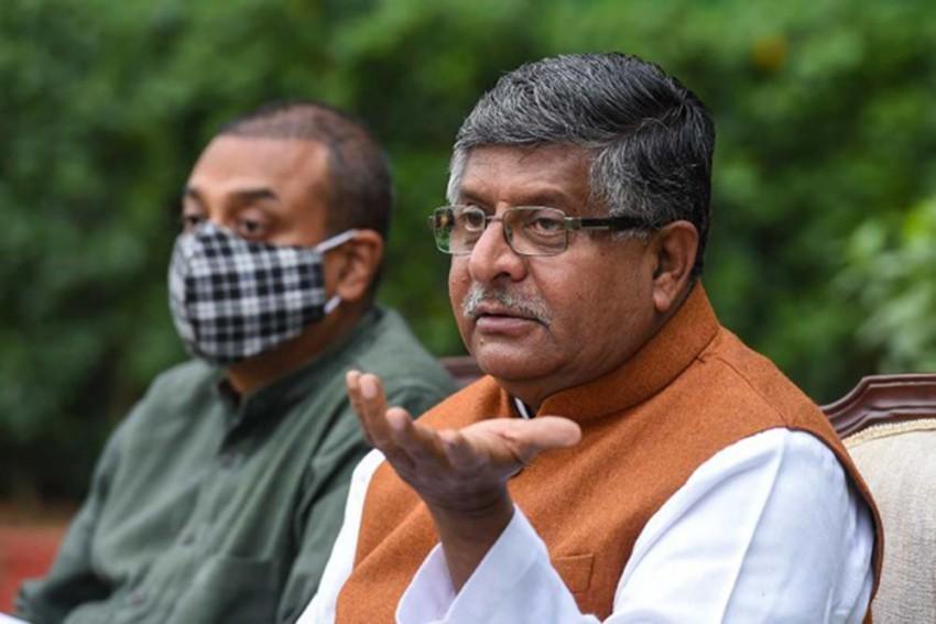 Modi Govt To Deal Sternly With 'Tukde Tukde Gang': Minister Ravi Shankar Prasad