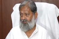 Covid-Positive Haryana Health Minister Anil Vij Shifted To Rohtak Hospital