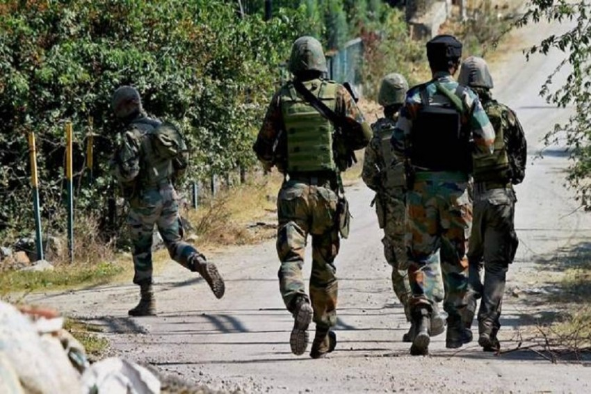 Two Terrorists Killed, Another Held In Encounter In J-K's Poonch
