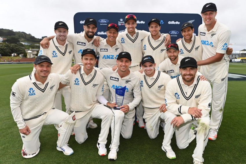 NZ Vs WI, 2nd Test: New Zealand Sweep Series 2-0, Join Australia Atop Test Rankings