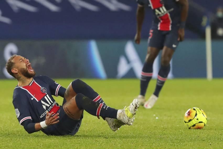 Neymar Scans 'Reassuring' But PSG Star Set For Further Checks
