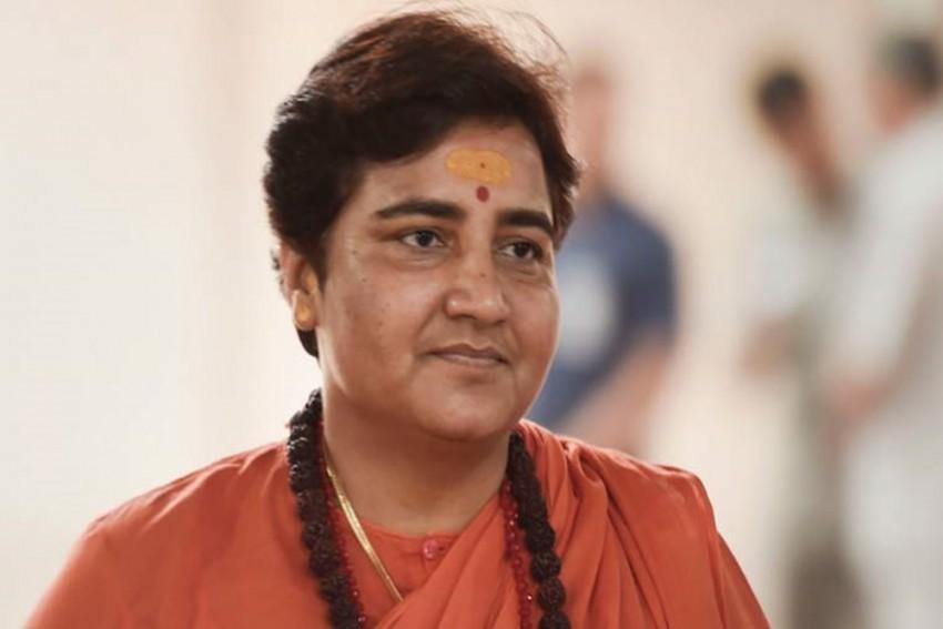 Mamata Banerjee Has Gone Mad, Says BJP MP Pragya Singh Thakur