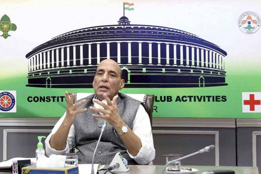 Indian Forces Faced Chinese Military With Utmost Bravery: Rajnath Singh On Border Row