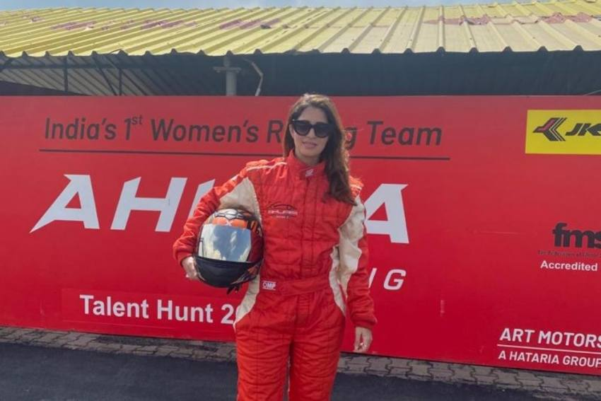From Heels To Sports Shoes: Formula 4 Racer Aditi Patankar's Journey Defies Labels