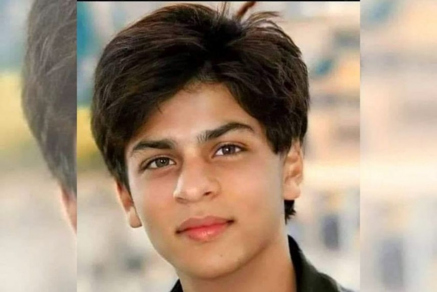 And You Thought It S A Young Shah Rukh Khan Think Again