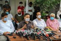 For Kashmir, Covid Started On August 5, 2019: Apni Party Chief