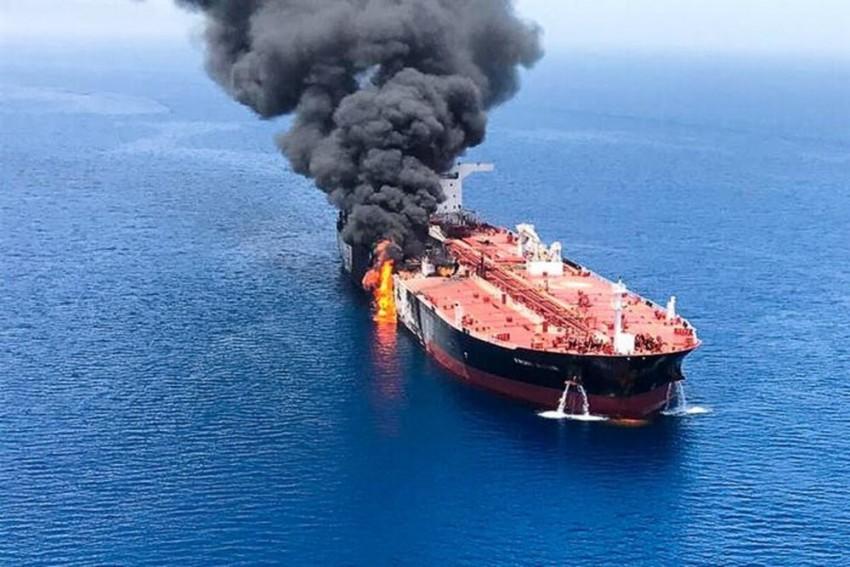 'External Source' Causes Oil Tanker Blast At Jeddah