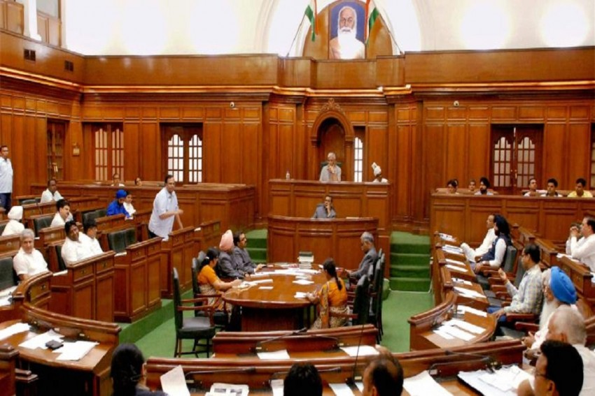 AAP Calls Special Assembly Session Over 'Misappropriation Of Rs 2,400 Crore' By BJP-Led Civic Body