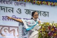 'Why Were Convicted Criminals Part Of JP Nadda's Convoy,' Asks Mamata Banerjee