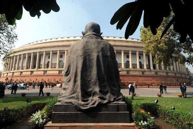 Decimation Of Parliamentary Democracy Complete: Cong On Axed Parliament Session