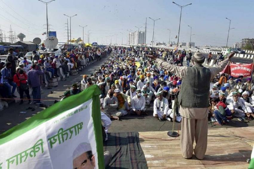Farmers' Protest Severely Impacting Post-Covid Economy: Industry Body