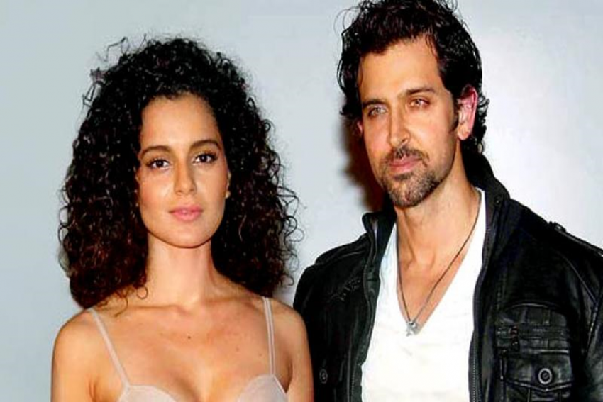 Kangana Ranaut Reacts To Hrithik Roshan's Legal Move, Asks 'When Will You Stop Crying Over Small Affair?'