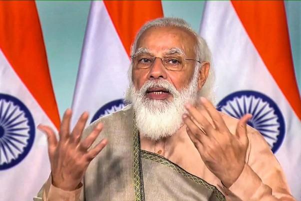 Conspiracy To Confuse Farmers: PM Modi