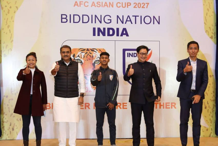 India Announces It's Candidature To Host AFC Asian Cup 2027
