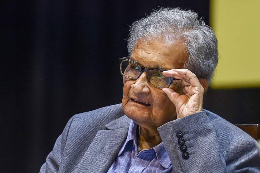 Amartya Sen A Selfish Person? Visva Bharati VC's Remark Sparks Row