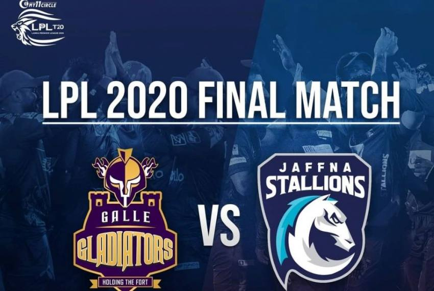 LPL 2020 Live Streaming, Jaffna Stallions Vs Galle Gladiators: When and Where To Watch Lanka Premier League Final