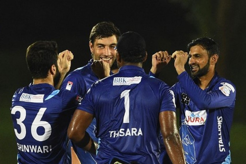 LPL 2020 Final: Shoaib Malik Rocks As Jaffna Stallions Beat Galle Gladiators To Win Inaugural Lanka Premier League Title