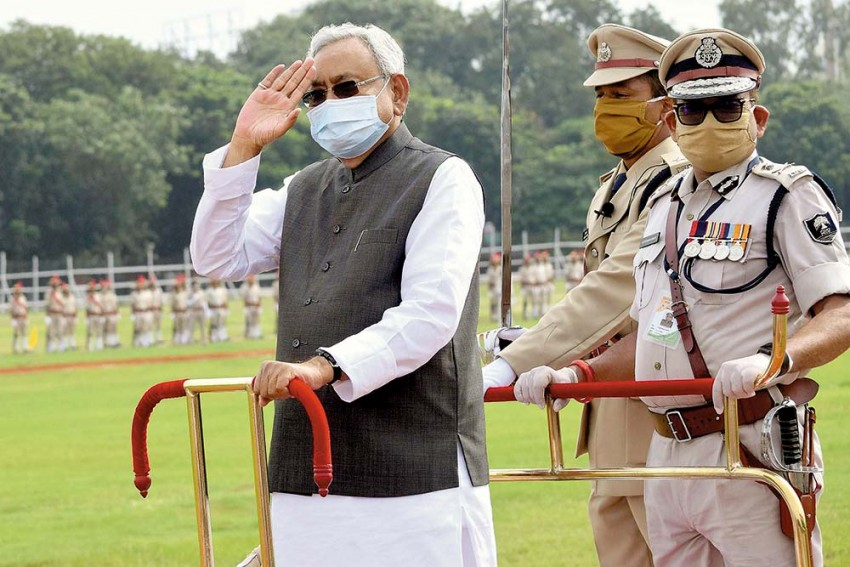 Crimes Rise In Nitish's Home