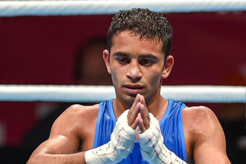 Amit Panghal Enters Final, India Assured 4 Medals; Positive COVID Case In Contingent