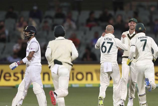 Ind Vs Aus 1st Test Despite Virat Kohli S Defiant 74 India Fail To Impress On Day 1 Highlights