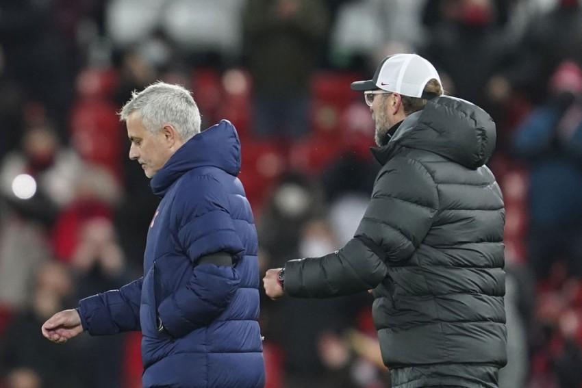 Jose Mourinho Criticises Jurgen Klopp's Touchline Antics: For Some Reason, I Am Different