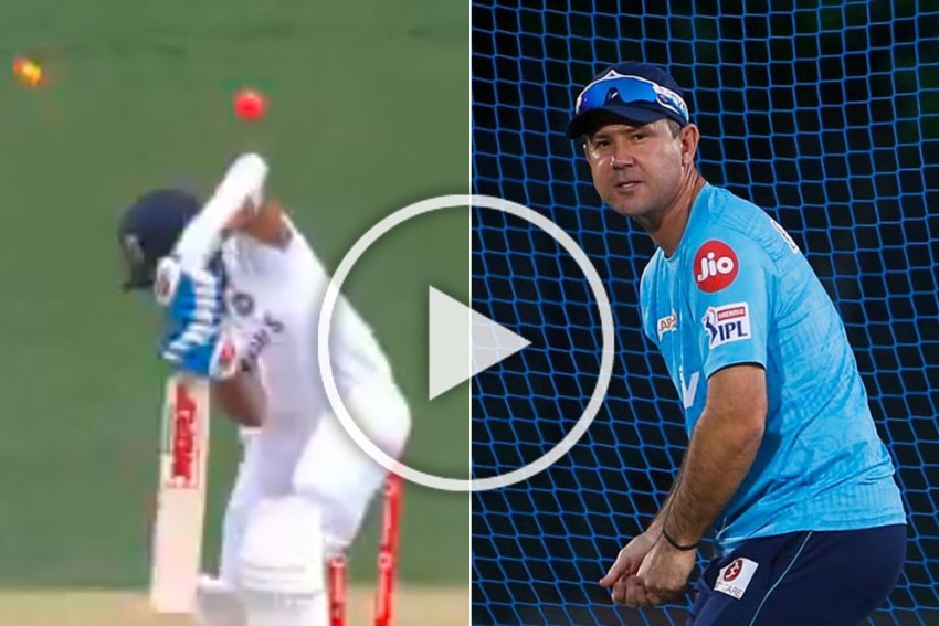 AUS Vs IND, 1st Test: That's Where Aussies Will Target Prithvi Shaw, And Boom - Ricky Ponting At His Best - VIDEO