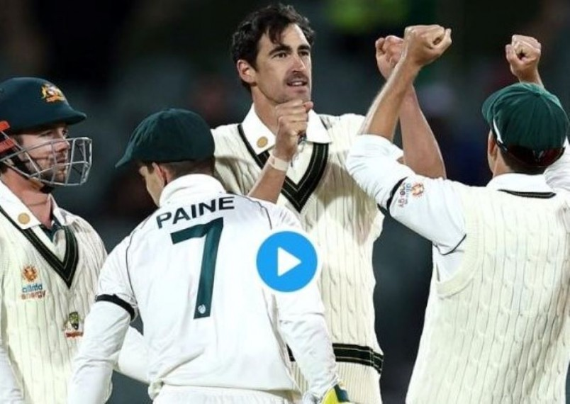 India Vs Australia: Hosts Aussie Restrict India, Watch All Wickets On Day 1